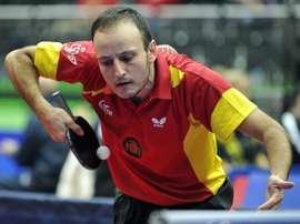 El español Carlos Machado. EFE/Hans Punz/Archivo