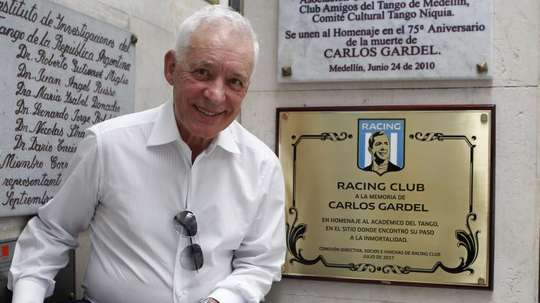 Víctor Blanco quiere a Sampaoli como entrenador. EFE/Archivo