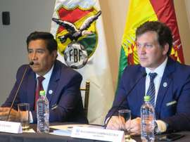 El Clausura Boliviano debe volver este domingo. EFE