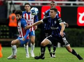 Enrique López quiere ver a su equipo en la liguilla. EFE