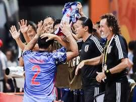 Japón venció por 4-5 a la 'Albirroja'. EFE
