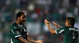 Palmeiras mantendrá la esperanza del título hasta el final. EFE