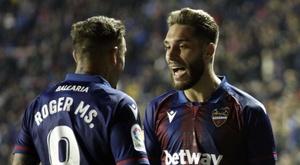 Levante s'impose face à Majorque. EFE