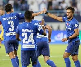 El Al Hilal va con ventaja al partido de vuelta ante el Urawa Reds. EFE