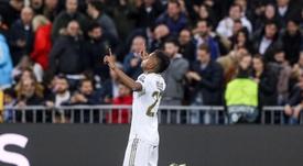El Madrid no pierde con Rodrygo de titular. EFE