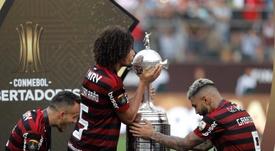 Uruguay oposita a albergar la Copa Libertadores. EFE