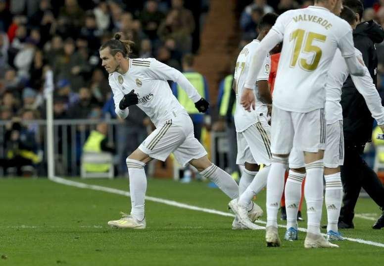 El agente de Bale criticó a la afición 'merengue'. EFE