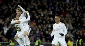 Zidane in doubt between Modric and Valverde for UCL clash. EFE
