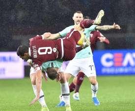 El Inter le aguanta el pulso a la Juve. EFE