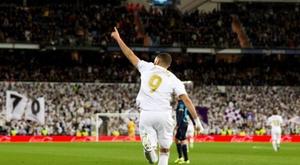 O Real fez um boa atuação diante do Real Sociedad. EFE/Rodrigo Jiménez