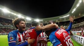 Se avecinan más sorpresas en Chivas. EFE/ Francisco Guasco