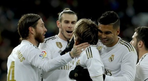 The keys to Real Madrid's comeback against Real Sociedad. EFE