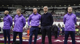 Mourinho, Neymar, Arturo Vidal e Higuaín, grandes protagonistas. EFE