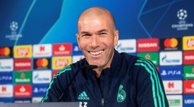 Las 'otras' frases de Zidane. EFE/Rodrigo Jiménez