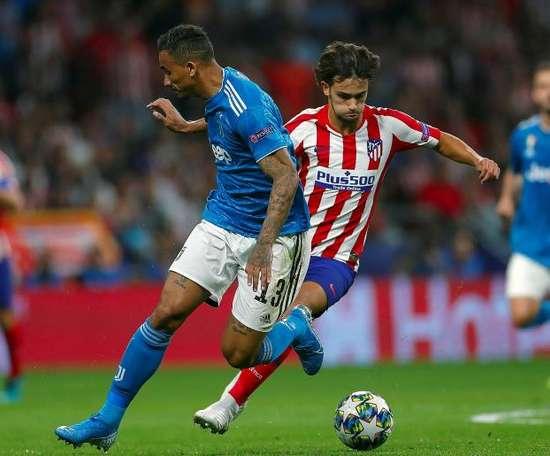 Danilo, poussé vers la sortie. EFE