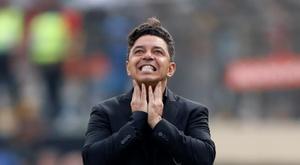 La CONMEBOL le mandó un mensaje a River sobre el viaje a Sao Paulo. EFE