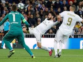 Zidane's problem: Isco. EFE
