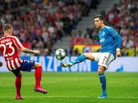 Juventus e Atletico potrebbero risfidarsi in Champions. EFE
