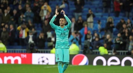 Keylor Navas a toujours été supporter du Real Madrid. EFE