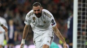 Real Madrid, Tottenham y City sacan su billete para octavos. EFE/Rodrigo Jiménez