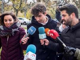 Piden mantener las peticiones de penas en el 'caso Arandina'. EFE/Santi Otero