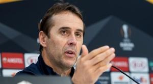 Des nouveaux joueurs viendront au déplacement contre l'APOEL. EFE