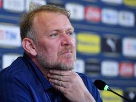 Prosinecki ya no seleccionará en Bosnia. EFE