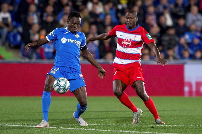 Djené está bajo el radar de la Premier League. EFE