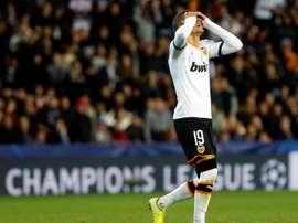 Rodrigo resterà al Valencia. EFE