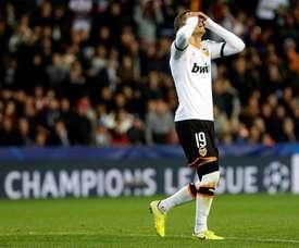 Il Valencia rifiuta la prima offerta per Rodrigo. EFE