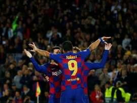 Napoli x Barcelona: um time em baixa contra Valverde. EFE/Enric Fontcuberta