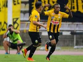 Táchira ya espera rival en la final. EFE/Johnny Alexander Parra/Archivo
