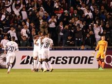 Liga de Quito saca pecho y se mete en semis. EFE