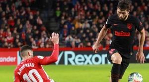 Felipe crece exponencialmente en el Atlético de Madrid. EFE