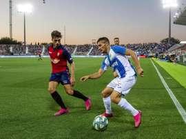 La Real Sociedad veut aussi Óscar Rodríguez. EFE