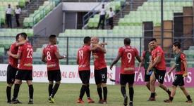 Caracas y Táchira dejan el título en pausa. EFE