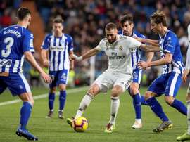 Il Real Madrid ritrova la vittoria in campionato. EFE