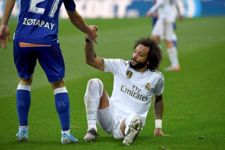 Real Madrid keeps piling up the injuries. EFE