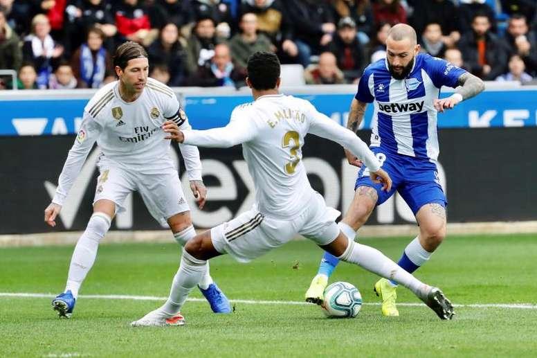 El Madrid cambia de chip. EFE