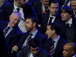 Inglaterra y Croacia se reencuentran. EFE