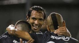 Olimpia debuta en la Libertadores con la duda de Roque. EFE