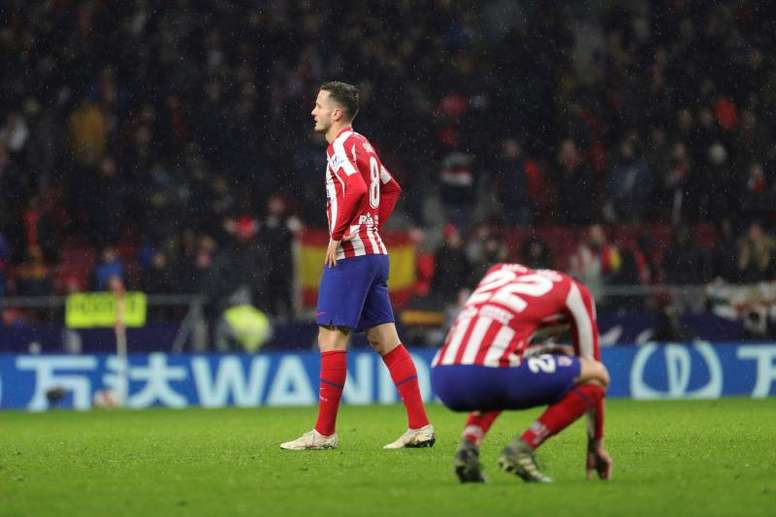 Atletico have never scored so few goals at this stage of the season before. EFE