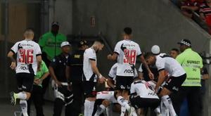 Vasco deja a Cruzeiro al borde del abismo. EFE/Antonio Lacerda/Archivo