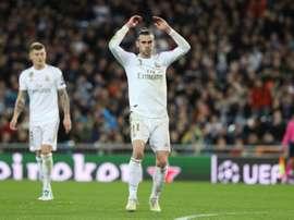Bale, blessé à son tour. EFE