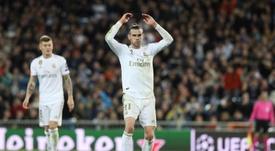 Gareth Bale lamentou em podcast as críticas que recebe por golfe.EFE/ Rodrigo Jiménez/Arquivo