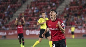 El Mallorca se enfrenta al Barcelona. EFE