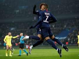 Le plan de Mbappé pour signer au Real Madrid. EFE