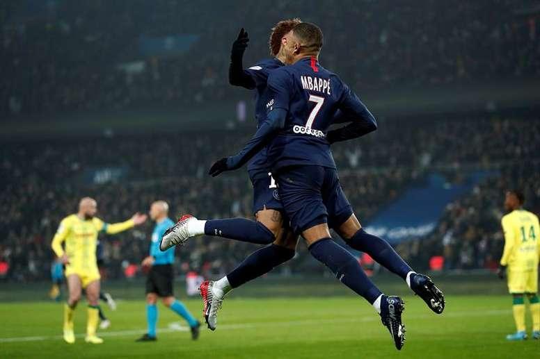 Tout savoir sur le match Nantes-PSG. EFE