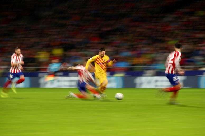 Alineaciones probables de la Jornada 16 de la Liga Santander. EFE