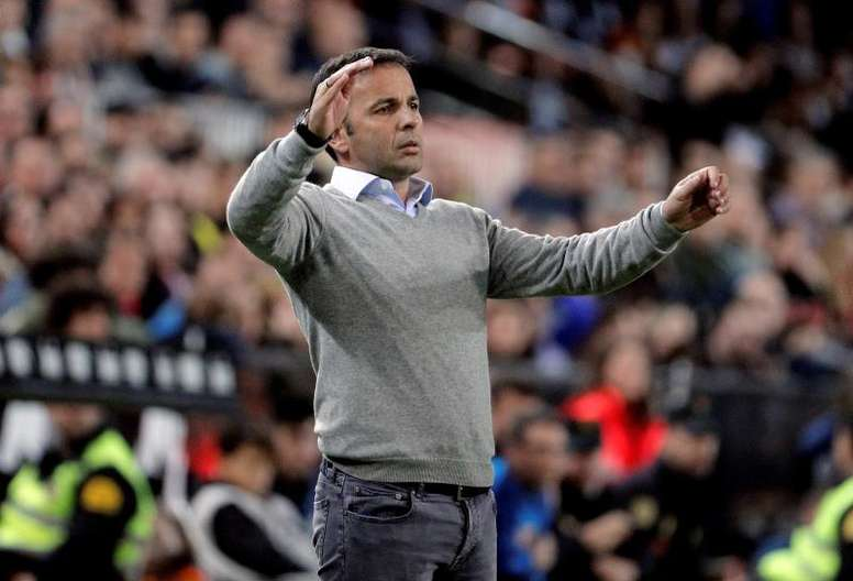 Villarreal spoke against Atletico Madrid. EFE